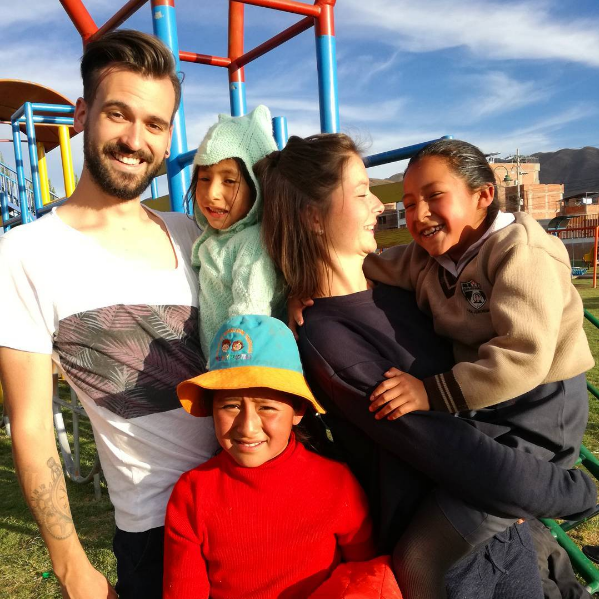 Aaau volunteer do you ever wonder how you can contribute or do you ever wonder how you can contribute or are you planning a trip to south america and want to give more meaning to your journey experience it yourself solutioingenieria Image collections
