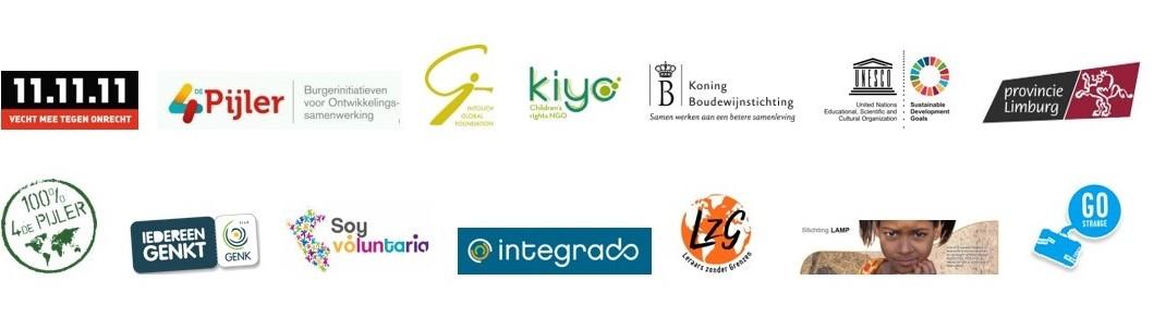 Logo's partners website 2019